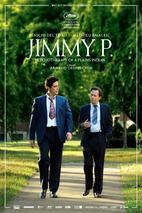Plakát k premiéře: Jimmy P.