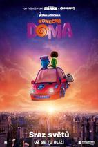Plakát k traileru: Konečně doma