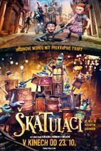 Plakát k premiéře: Škatuláci 3D