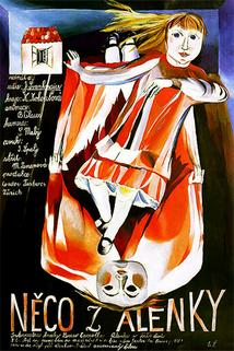 Plakát k filmu: Něco z Alenky