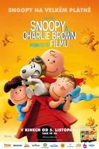 Plakát k traileru: SNOOPY A CHARLIE BROWN. Peanuts ve filmu. - trailer 1
