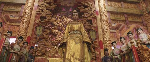 Velká čínská zeď 3D