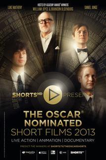 The Oscar Nominated Short Films 2013: Animation (2013)