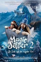 Plakát k premiéře: Magické stříbro - hledání kouzelného rohu 3D