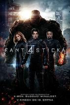 Plakát k traileru: Fantastická čtyřka (2015)