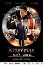 Plakát k traileru: Kingsman: Tajná služba - trailer 3