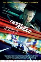 Plakát k traileru: Need for Speed - Super Bowl Trailer