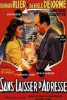 Adresát neznámý (1951)