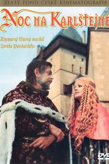 Plakát k filmu: Noc na Karlštejně