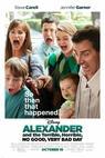 Alexandr a jeho opravdu hodně špatný a příšerně blbý den (2014)