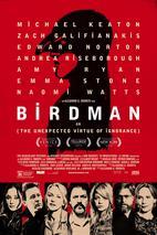 Plakát k premiéře: Birdman