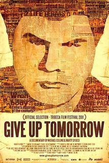 Plakát k filmu: Vzdám to až zítra