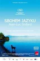 Plakát k premiéře: Sbohem jazyku 3D