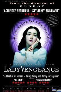 Plakát k filmu: Nebohá paní Pomsta