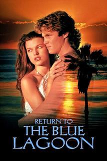 Návrat do Modré laguny  - Return to the Blue Lagoon
