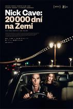 Plakát k filmu: Nick Cave: 20 000 dní na Zemi