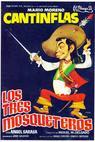 Los tres mosqueteros (1942)