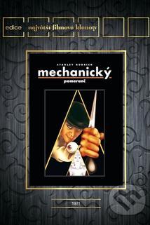 Plakát k filmu: Mechanický pomeranč