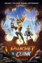 Plakát k traileru: Ratchet a Clank: Strážci galaxie - originální trailer