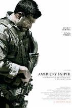 Plakát k premiéře: Americký sniper