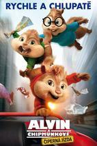 Plakát k filmu: Alvin a Chipmunkové: Čiperná jízda