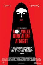 Plakát k traileru: Sama nocí tmou