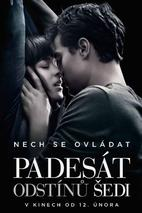 Plakát k traileru: Padesát odstínů šedi - trailer 2