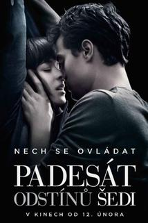 Padesát odstínů šedi  - Fifty Shades of Grey