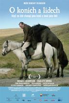 Plakát k premiéře: O koních a lidech