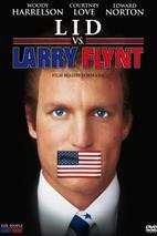 Plakát k filmu: Lid versus Larry Flynt