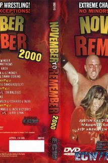 ECW November to Remember 2000