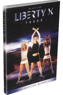 The Girls from Liberty X Toned