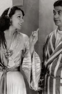 El canillita y la dama