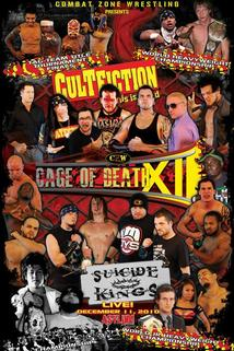 CZW: Cage of Death XII