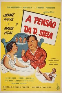 A Pensão de D. Estela