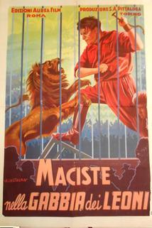 Maciste nella gabbia dei leoni