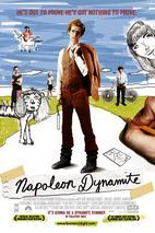 Plakát k filmu: Napoleon Dynamit