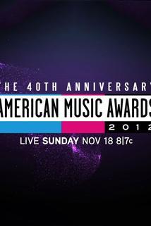 American Music Awards 2012  - American Music Awards 2012