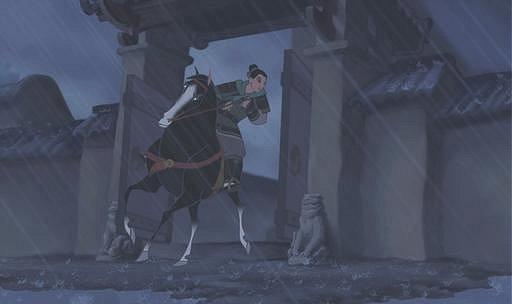 Legenda o Mulan