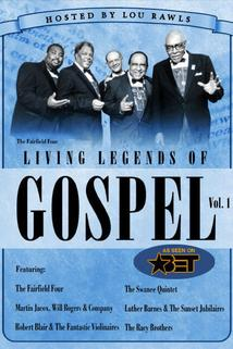 Living Legends of Gospel: The Quartets, Volume 1
