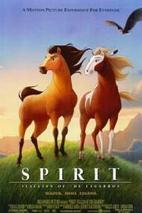 Plakát k filmu: Spirit - divoký hřebec