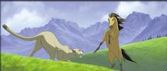 Spirit - divoký hřebec