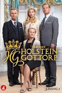 Familjen Holstein-Gottorp