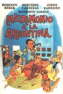 Matrimonio a la argentina