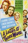 Dopis třem manželkám