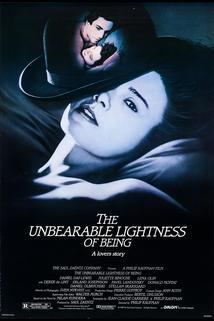 Nesnesitelná lehkost bytí  - The Unbearable Lightness of Being