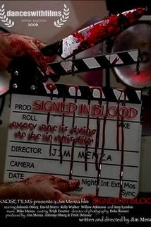 Signed in Blood  - Signed in Blood