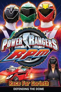 Power Rangers R.P.M.