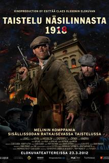 Taistelu Näsilinnasta 1918