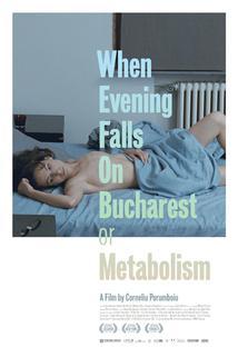 Când se lasa seara peste Bucuresti sau metabolism